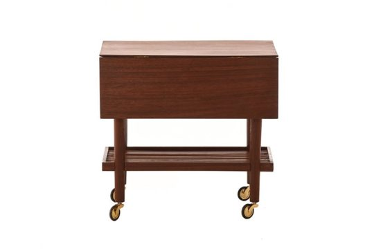 Danish Modern Serving Cart