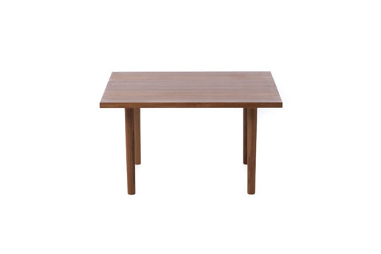 danish modern square tables by Hans J. Wegner (2 available)